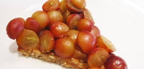 Red Grape Tart