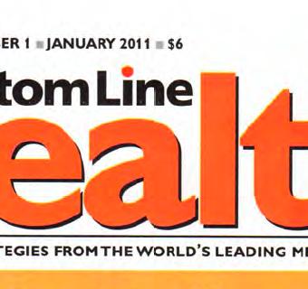 Bottom Line Health (January 2011)