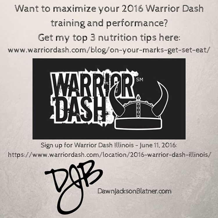 Im excited to be partnering with warriordash to offer 3hellip
