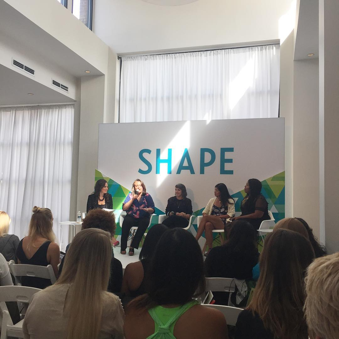 Inspiring! LoveMySHAPE Thx egaeditor for spreading BODY LOVE! shapemeettweet shapemagazine