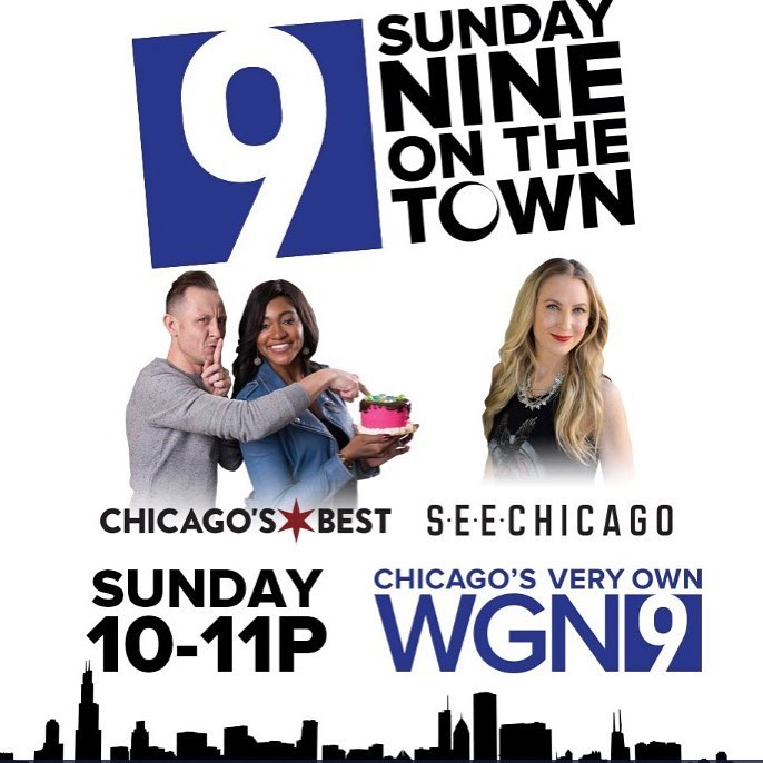 Tomorrow night end your weekend with chicagosbesttv and seechicagowgn fromhellip