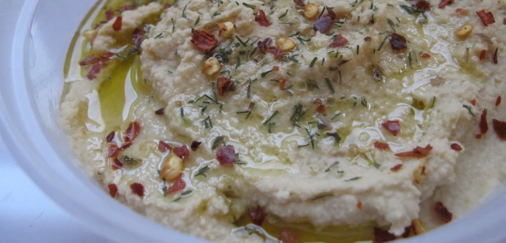Olive Oil Hummus