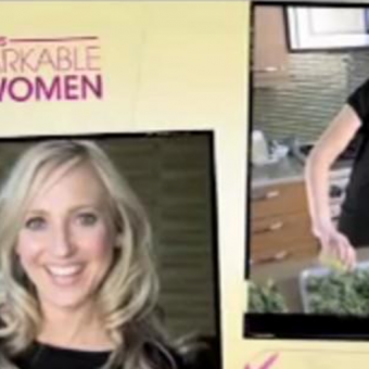 Lifetime's Remarkable Women Recipient 2011