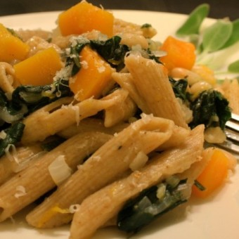 Winter Squash Rigatoni