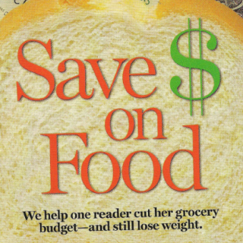 Weight Watchers: Save Money on Food (October 2011)