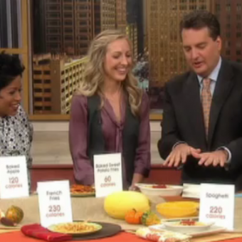 Fall Food Makeovers (ABC/Windy City Live)