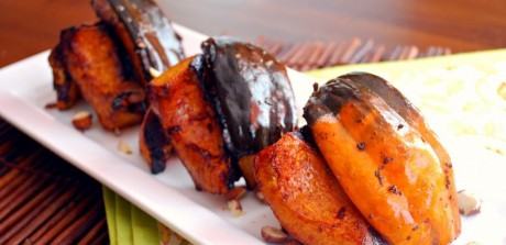 Roasted Squash Trio