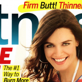 Fitness Magazine (February 2012)