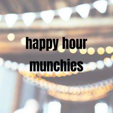 Happy Hour Munchies: 7 under 70 cals
