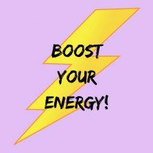 Enhance your energy.