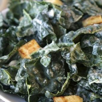 Superfood Caesar Salad