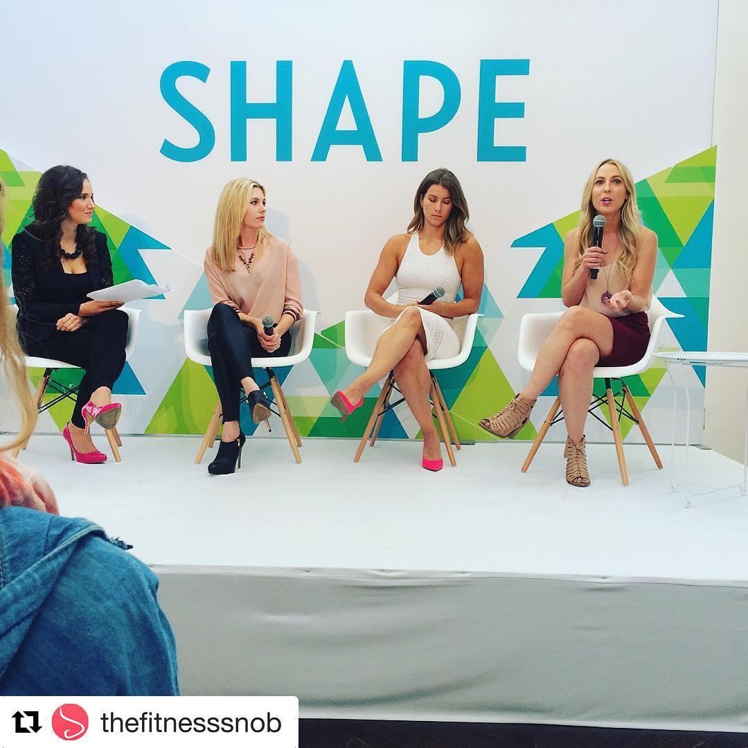 Be the BOSS of your body LoveMySHAPE shapemeettweet shapemagazine