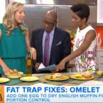 "How to Avoid ""Fat Traps"" (Today Show)"