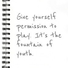 Permission to play.