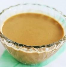 Everyday peanut sauce.