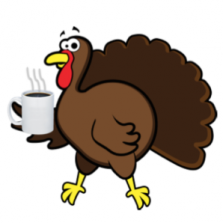 Start Thanksgiving right.