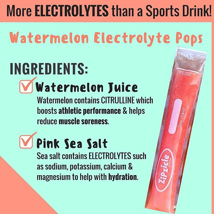 SPORTS POPS! Cool literally In todays WOW email!! nutritionwow