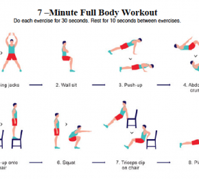 7-Minute Full Body Workout