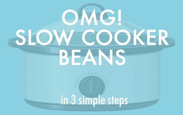 OMG! Slow Cooker Beans Guide