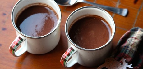 Date Spiced Hot Cocoa
