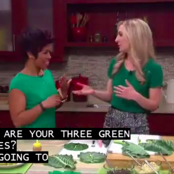 Healthy St. Patricks Day Treats (Windy City Live)