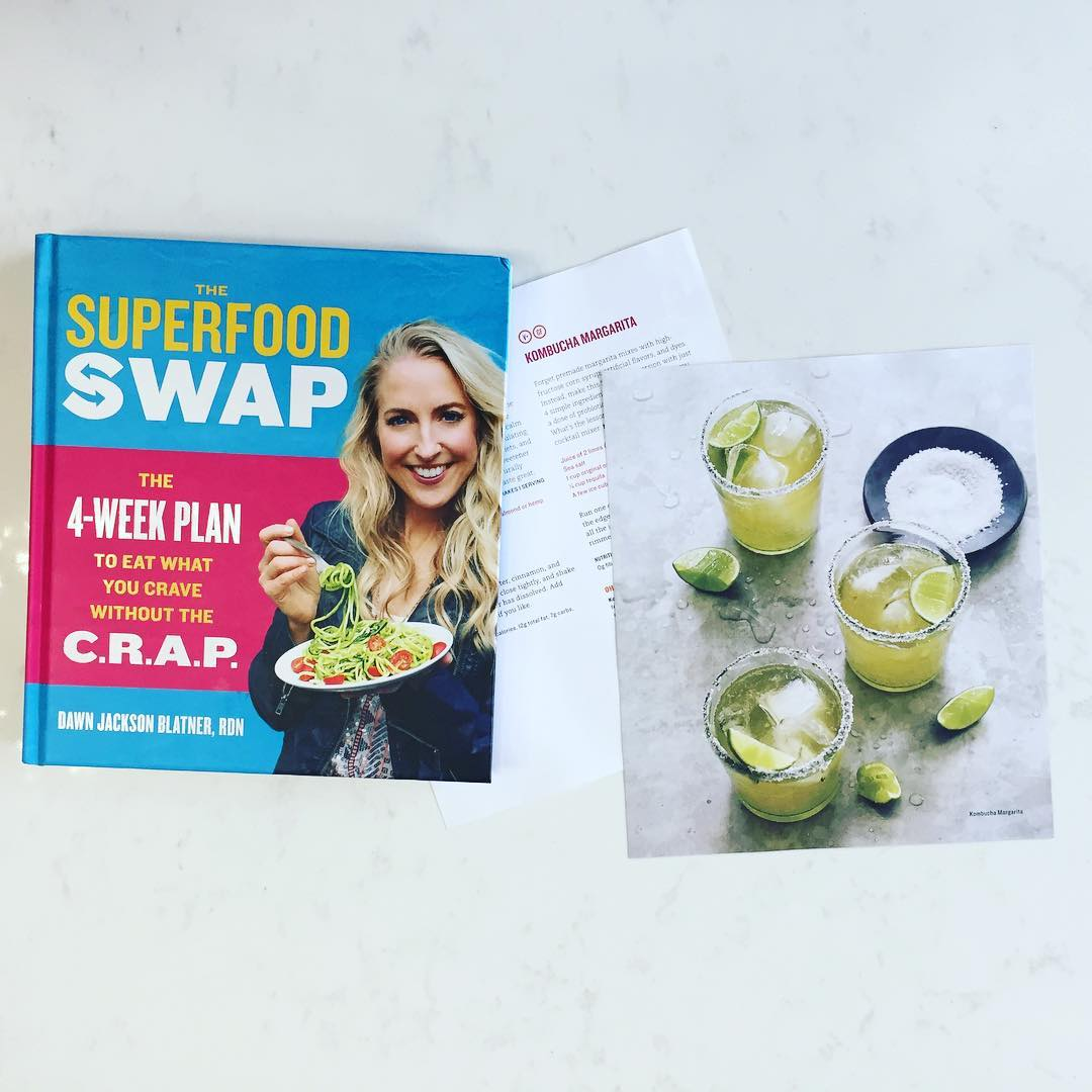 Its National Margarita Day! Once again The Superfood Swap hashellip
