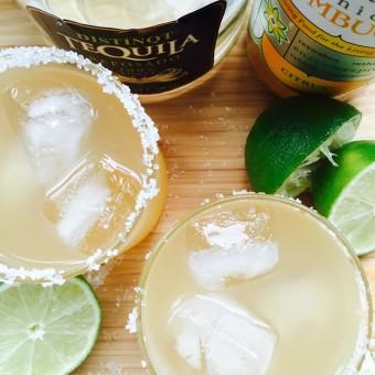 Kombucha Margarita