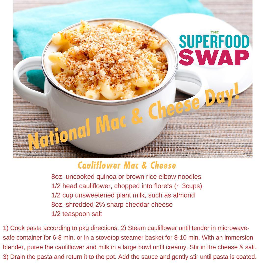 Its National Mac amp Cheese Day! Uhhuh Uhhuh! No betterhellip