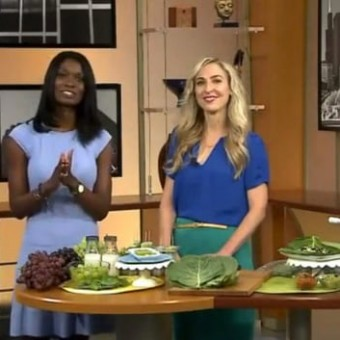 Lunchbreak: Fun fruit and vegetable recipes (WGN)