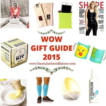 WOW Gift Guide 2015
