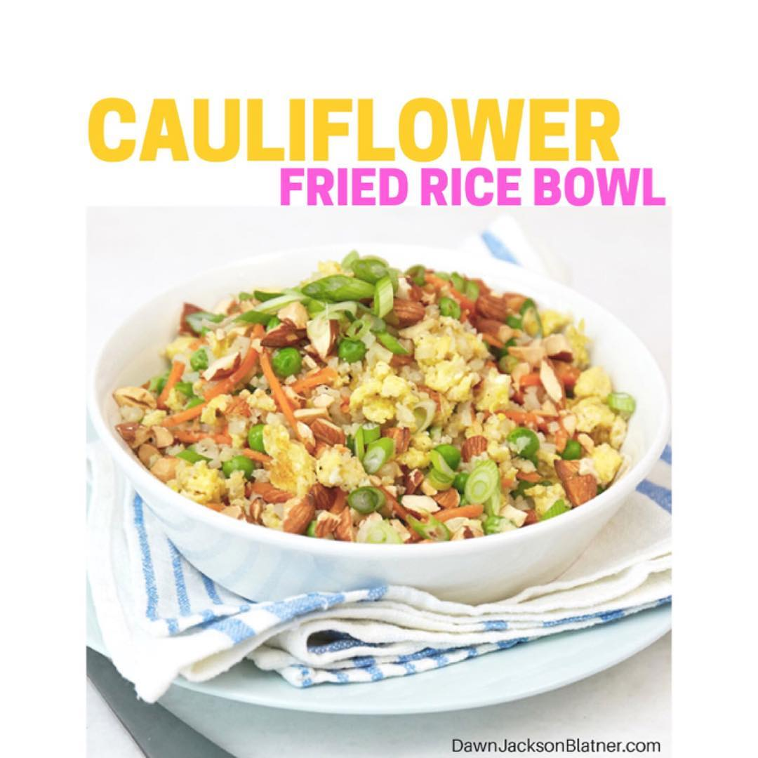 Ahh cauliflower rice Weve all been hearing so much abouthellip