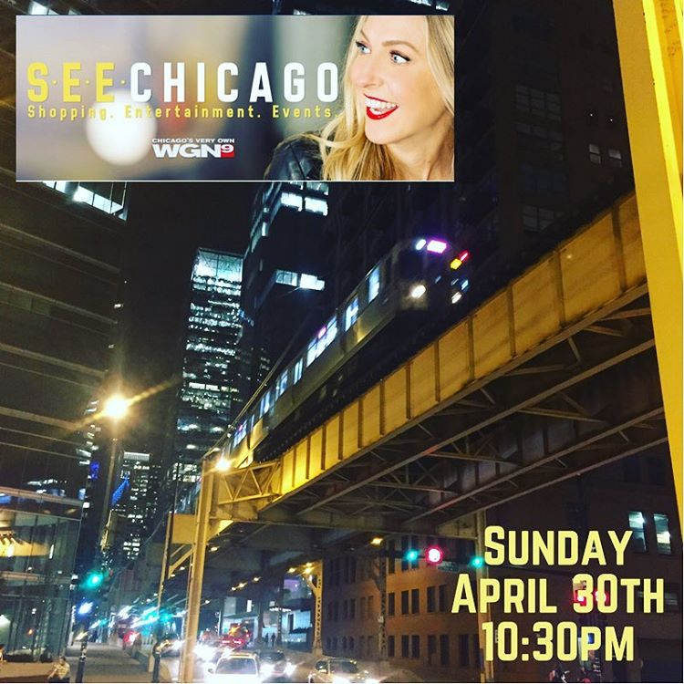 SEECHICAGO premieres in 2 days! This week come along withhellip