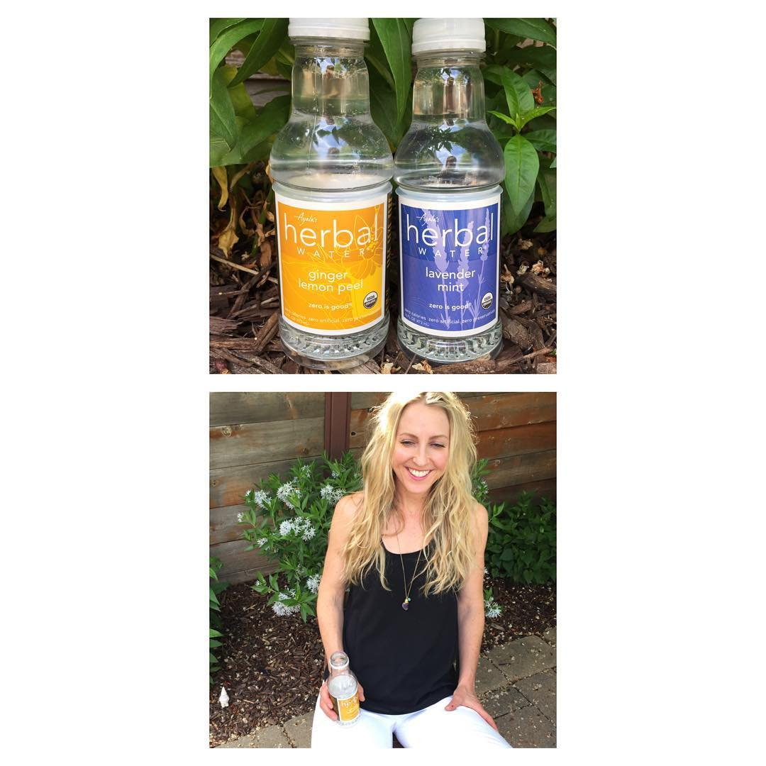 Thx for the samples herbalwater! Perfect hydration while hanging outhellip
