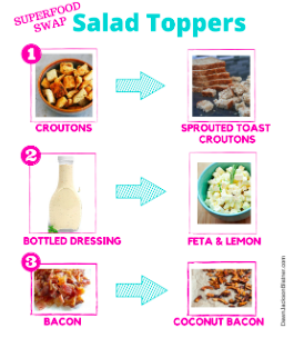 SuperSwap Salad Toppers
