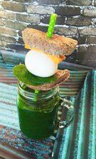 Egg Sandwich Freak Shake