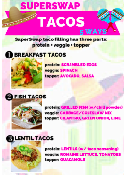 SuperSwap Tacos