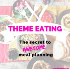 Theme Eating