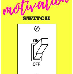 Flip YOUR Motivation Switch