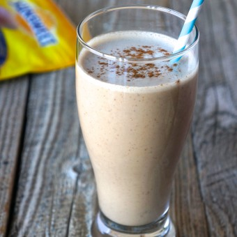 Chai Prune Smoothie