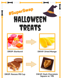 SuperSwap Halloween Treats
