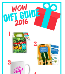 WOW Gift Guide 2016