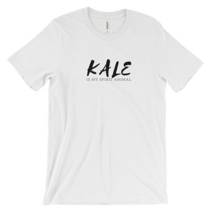 Kale is My Spirit Animal – t-shirt