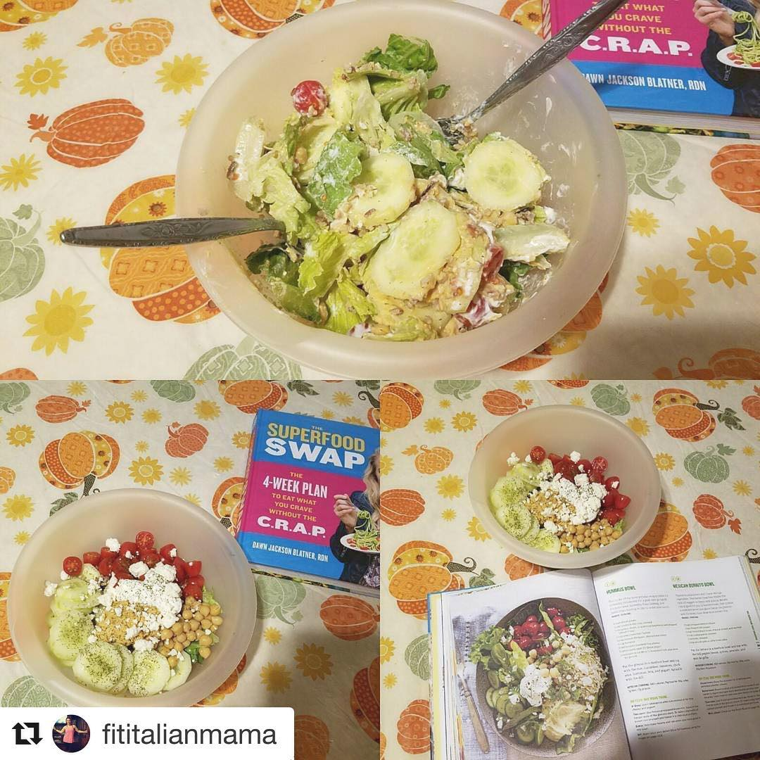 Its lunch time!! Get swappy like fititalianmama and make yourselfhellip