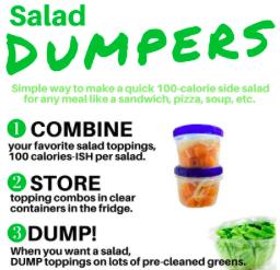 Salad Dumpers