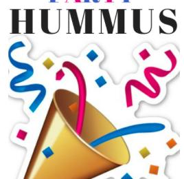PARTY HUMMUS