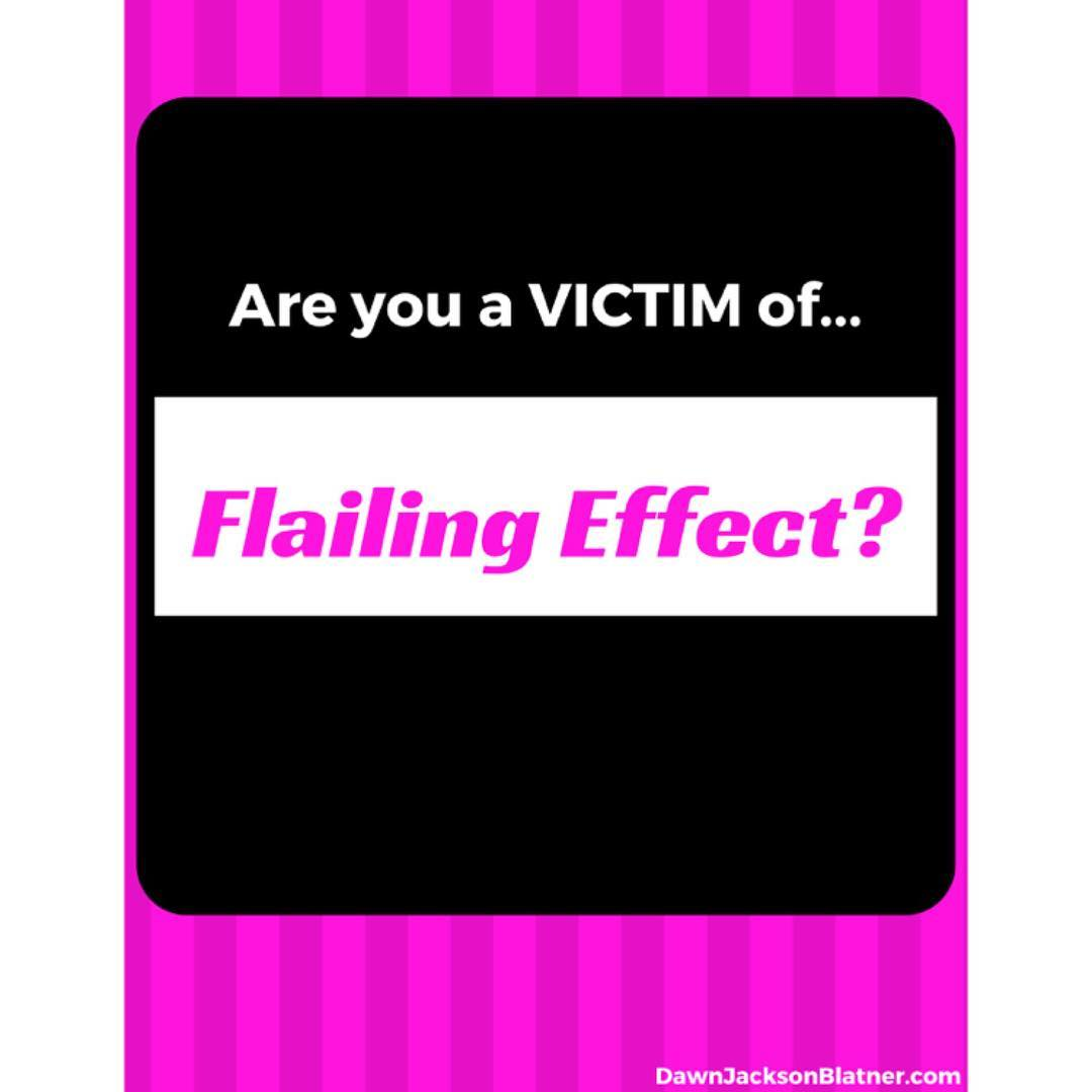 Are you a victim of flailing effect? Most of myhellip