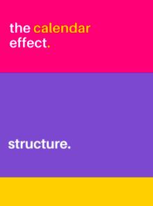 The Calendar Effect