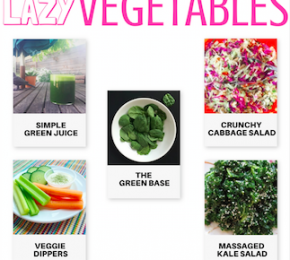 Lazy Vegetables