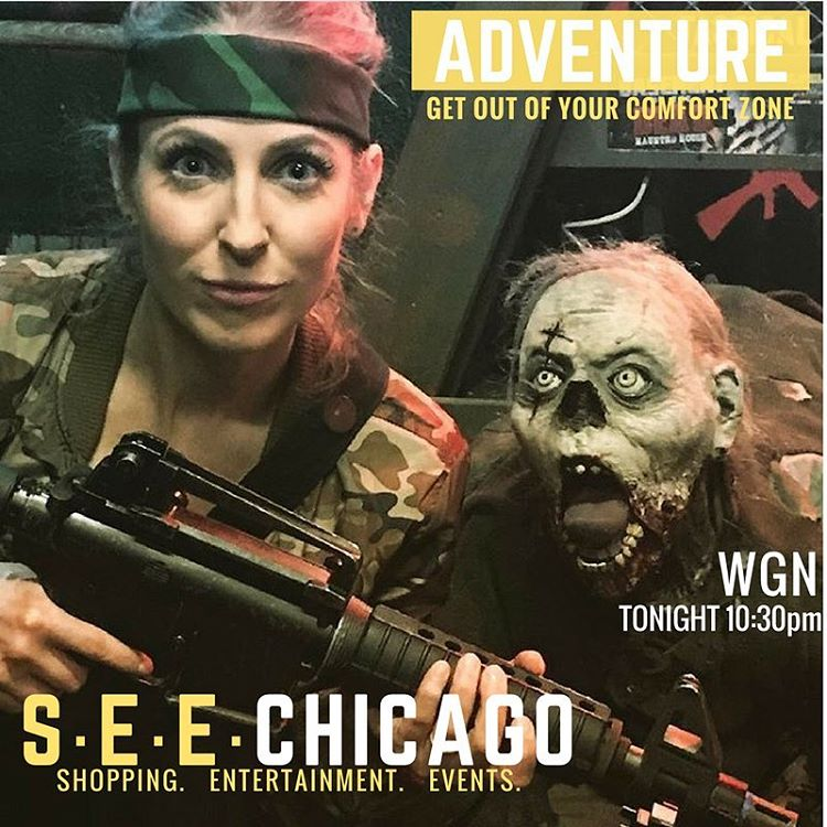Time for an ADVENTURE! Tonight on seechicagowgn Ill show youhellip