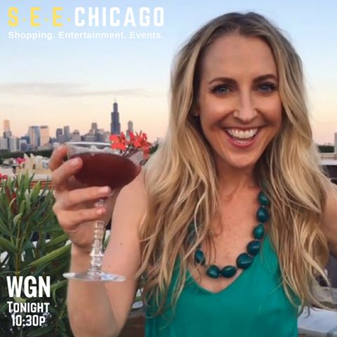 Its Summer in the City tonight on seechicagowgn! Ill showhellip